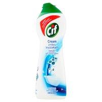 CIF Orginal Cream Mleczko do czyszczenia z mikrokryształkami