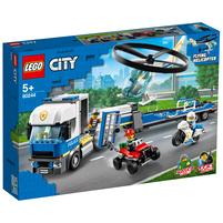 LEGO City Laweta helikoptera policyjnego 60244 (5+)