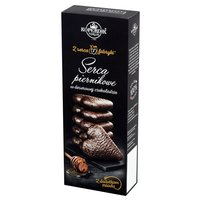 KOPERNIK Z serca fabryki Serca piernikowe w deserowej czekoladzie