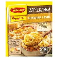 WINIARY Pomysł na.. Zapiekankę makaronową z serem