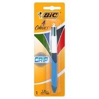BIC 4 Colours Grip Długopis automatyczny czterokolorowy