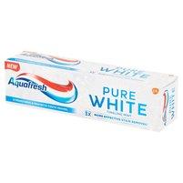 AQUAFRESH Pure White Tingling Mint Pasta do zębów z fluorkiem