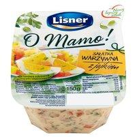 LISNER O Mamo! Sałatka warzywna z jajkiem