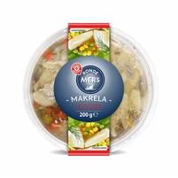 WIODĄCA MARKA Makrela z warzywami w galarecie