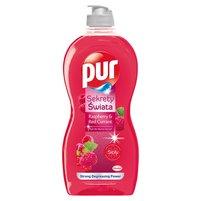 PUR Sekrety Świata Raspberry & Red Currant Płyn do mycia naczyń