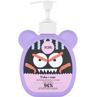 YOPE Naturalne mydło do rąk dla dzieci Kokos i mięta