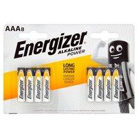 ENERGIZER Alkaline Power AAA-LR03 1,5 V Baterie alkaliczne