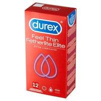 DUREX Feel Thin Fetherlite Elite Extra Lubricated Prezerwatywy