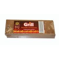 ALBI Grill Rozpałka ekologiczna do grilla, pieców i kominków