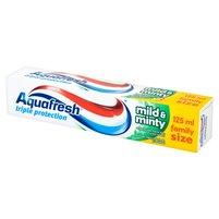 AQUAFRESH Triple Protection Mild and Minty Pasta do zębów