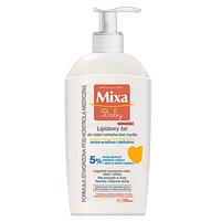 MIXA BABY LIPIDOWY ŻEL - do ciała i włosów bez mydła 250ml