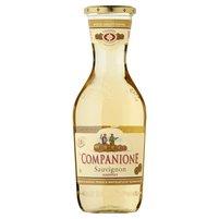 Companione Sauvignon  wino białe półsłódkie Mołdawia