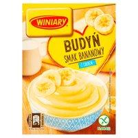 WINIARY Budyń z cukrem bananowy smak