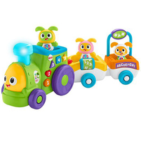 FISHER-PRICE Interaktywny Pociag BeBo (6-36m)