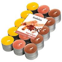 BOLSIUS Podgrzewacze zapachowe Cynamon (4h palenia)