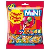 CHUPA CHUPA Mini Lizaki wielosmakowe 120 g (20 sztuk)