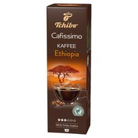 TCHIBO Cafissimo Coffee Ethiopia Kawa palona mielona (10 x 7 g)