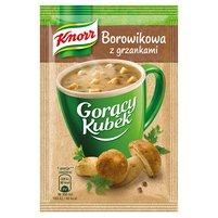 KNORR Gorący Kubek Borowikowa z grzankami