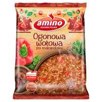 AMINO Zupa błyskawiczna ogonowa wołowa po małopolsku