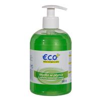 ECO+ Mydło w płynie zielone jabłko