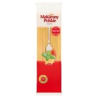 MAKARONY POLSKIE Makaron Spaghetti