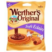 WERTHER'S ORIGINAL Soft Eclairs Miękkie cukierki karmelowe z nadzieniem czekoladowym