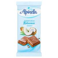 ALPINELLA Czekolada kokosowa