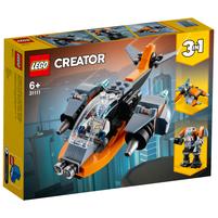 LEGO Creator Cyberdron 31111 (6+)