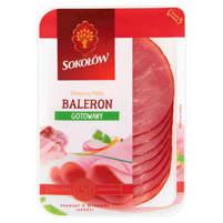 SOKOŁÓW Klasyczny Polski Baleron gotowany w plastrach