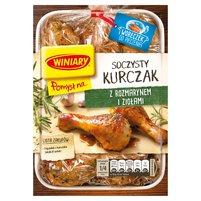 WINIARY Pomysł na... Soczysty kurczak z rozmarynem i ziołami
