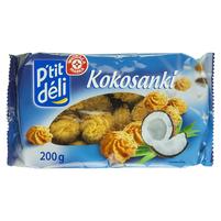 WIODĄCA MARKA Ciastka kokosanki