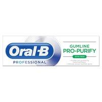 Oral-B Professional Profesjonalne Oczyszczanie Dziąseł Super odświeżanie Pasta do zębów