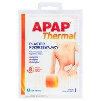 APAP Thermal Plaster rozgrzewający
