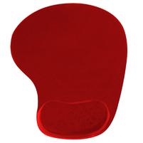VAKOSS Podkładka pod mysz żelowa PD-424RD czerwona