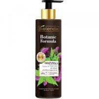 BIELENDA Botanic Formula Odżywka do włosów przetłuszczających się łopian + pokrzywa