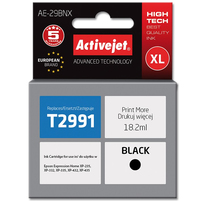 ACTIVEJET AE-29BNX Tusz do drukarki Epson zastępuje tusz 29XL T2991 czarny