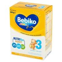BEBIKO Junior 3 Mleko modyfikowane dla dzieci powyżej 1. roku