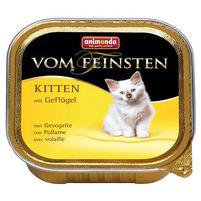 ANIMONDA Vom Feinsten Kitten Karma dla kociąt z drobiem