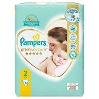 PAMPERS Premium Care Rozmiar 2 (4-8kg)