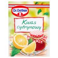 DR. OETKER Kwas cytrynowy