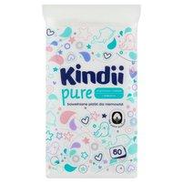 KINDII Pure Bawełniane płatki dla niemowląt