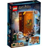 LEGO Harry Potter Chwile z Hogwartu: zajęcia z transfiguracji 76382  (8+)