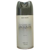 JEAN MARC Covanni del Acqua Spray do ciała dla mężczyzn