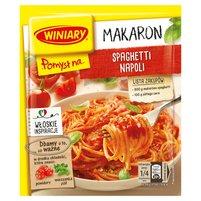 WINIARY Pomysł na... Makaron spaghetti Napoli