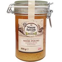 WIODĄCA MARKA Premium Miód Polski wielokwiatowy nektarowy