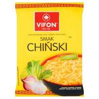 VIFON Kurczak Chiński Zupa błyskawiczna o smaku kurczaka łagodna