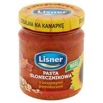 LISNER Pasta słonecznikowa z suszonymi pomidorami