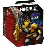 LEGO Ninjago Epicki zestaw bojowy - Cole kontra Wojownik-duch 71733 (6+)
