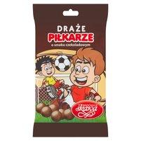 WADOWICE SKAWA Piłkarze Draże o smaku czekoladowym