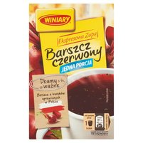WINIARY Ekspresowa zupa Barszcz czerwony
